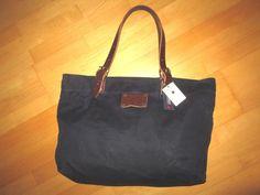 * * * WOOLRICH Shopper dunkelblau * * * Clutch, Longchamp, Tote Bag, Ebay, Fashion, Dark Teal, Shopping, Hand Bags, Women's