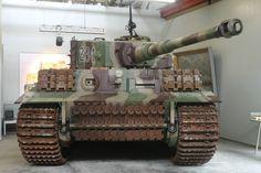 Tiger I – Munster Panzer Museum