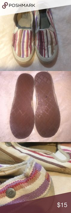 Ugg loafers Comfy and warm ugg loafers in good condition UGG Shoes Flats & Loafers