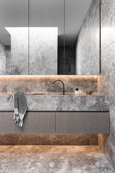 Restroom Design, Bathroom Interior Design, Laundry In Bathroom, Master Bathroom, Edwardian House, Bathroom Design Inspiration, Facade Architecture, Architecture Interiors, Beautiful Bathrooms