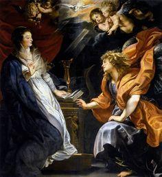 Ευαγγελισμός  (1609-10)