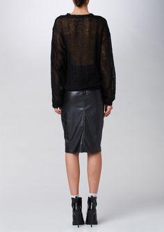 Noor Sweater - Black