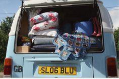 Vintage Camper Trailer Bachelorette Party VW Camper Caravan