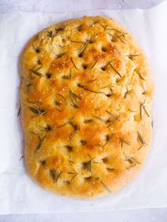 Focaccia maison facile - Clemfoodie Bread Dough Recipe, No Bake Desserts, Food Photography, Deserts, Baking, Recipes, Cooking Ideas, Kitchen, Food Recipes