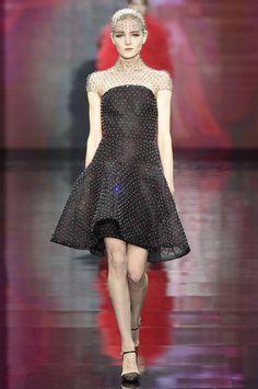 Giorgio Armani Privé Fall 2014 Haute Couture