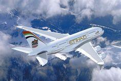 Airbus Airways   Etihad Airways