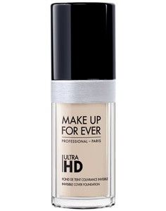 Total Beauty Awards 2016 - Best Products.  EDITORS' PICK,  Make Up For Ever Ultra HD Foundation