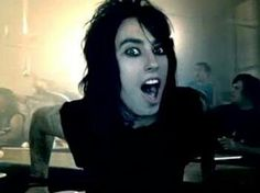 situations. escape the fate. Ronnie Radke.