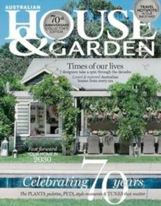 House and Garden Homes to Love, April 2018 - , Featured Brisbane's Heritage Glenlyon House. Garden Homes, Home And Garden, Brisbane, House, Life, Home, Homes, Houses