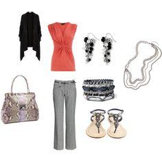 :) cute work clothes