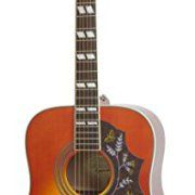 Epiphone EEHBFCNH1 Hummingbird Pro Acoustic/Electric Guitar