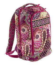 1d8f0a25c249 Very Berry Paisley Back Pack Backpacks For Sale