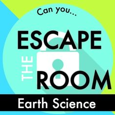 """Get your students excited about review with this low prep escape room activity! Can your students beat the clock and escape in time?!? This activity includes an engaging scenario and 4 easy to prep review puzzles. Students work through each puzzle and when they have solved it correctly, they will get a code to """"unlock"""" the next clue and puzzle. Click HERE"""