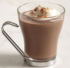 Spicy Mexican Hot Chocolate recipe