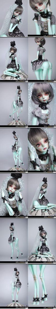 球体関節人形 Grace 女 50.5cm