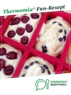 Rührkuchen Ruck-Zuck mit Obst für die 9er Tchibo Form von Allium. Ein Thermomix ® Rezept aus der Kategorie Backen süß auf www.rezeptwelt.de, der Thermomix ® Community.