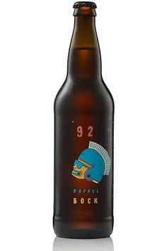 30 diseños de etiquetas para botellas de cerveza