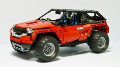 LEGO Compact CUV by Madoca