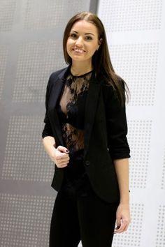 Mbym - Tabita Blazer Black Blazer, Jackets, Women, Fashion, Down Jackets, Moda, Women's, La Mode, Blazers