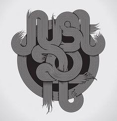 Beautiful Typography Design Work by Jordan Metcalf