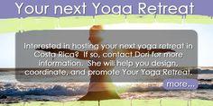 #Yoga #Retreats #Costa Rica #Bliss #Meditation #SupYoga #ShineYourLight