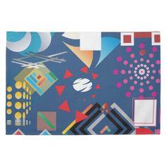 Custom design American MoJo Kitchen Towels
