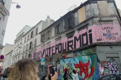 Somewhere in Paris