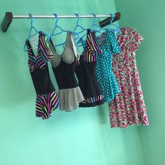 Women's swimsuits and dresses for sale in Pyongyang, North Korea. (Photo: David Guttenfelder for The New York Times)