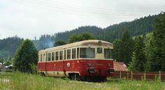 Zo zubačky na Čiernohronskú železnicu historickým motoráčikom Vehicles, Vehicle, Tools