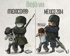 Nada ha cambiado en México