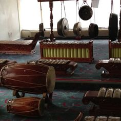 Our lovely javanese gamelan