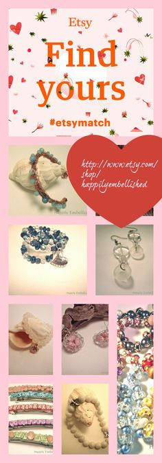 Etsy Valentine Ideas Under $20.00 http://www.etsy.com/shop/happilyembellished
