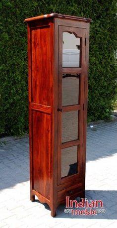 #Witryna o bardzo ładnym kolorze drewna, wykonana z palisandru indyjskiego: http://bit.ly/25gAgQH