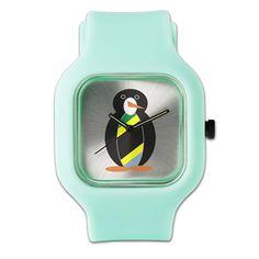 Penguin Flag Tanzanian Watch