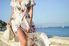 Rochia maxi de vară: un model pentru orice tip de siluetă