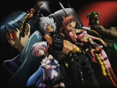 .hack//Roots: I'm gonna be honest, I don't remember much about the actual plot of this series but I remember being surprised at the character relationships that developed and being surprised by it a lot. So I guess, just expect the unexpected really.