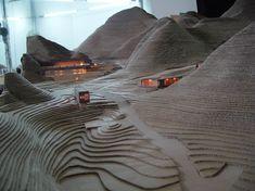 #architectural model #models #architecture http://pinterest.com/ajoia/architecture-creation/