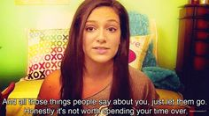 bethany mota- every girl should watch this girl on youtube...she is such an inspiration and she is filled with creative ideas about hair, makeup, and fashion