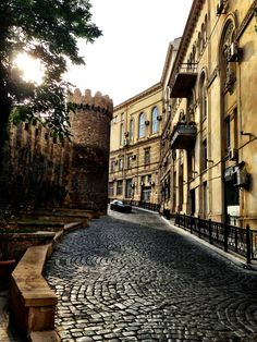 Old city (Baku, Azerbaijan)