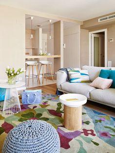 ACHADOS DE DECORAÇÃO - blog de decoração: APARTAMENTO DECORADO: quero morar aqui, quero morar aqui, quero morar aqui!!