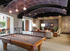 AMLI Las Colinas Billiards Room