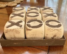 Dollar Tree Crafts Tic Tac Toe Farmhouse Decor Games Rustic – The Thrifty Jewell board games Cute Crafts, Diy Crafts To Sell, Fall Crafts, Fall Craft Fairs, Dollar Tree Decor, Dollar Tree Crafts, Dollar Tree Cricut, Dollar Tree Haul, Dollar Tree Store