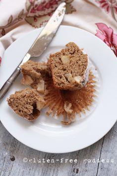 Gluten-Free Apple Cake Muffins | 27 Delicious Gluten-Free Breakfast Pastries