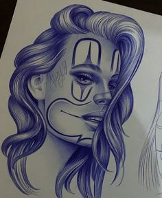 Cholo Tattoo, Chicano Style Tattoo, Chicanas Tattoo, Tattoo Drawings, Arte Cholo, Cholo Art, Half Sleeve Tattoos Sketches, Pencil Portrait Drawing, Back Tattoos For Guys