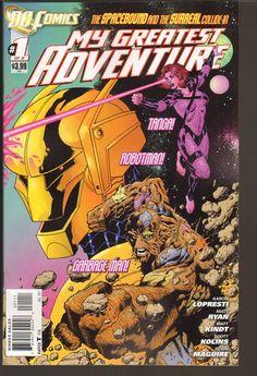 My Greatest Adventure #1-6 by Aaron Lopresti, Kevin Maguire, Matt Kindt, and Scott Kolins