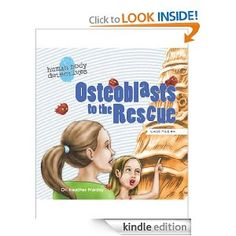 13 Free Kindle Books: Osteoblasts to the Rescue, Dragon's Alphabet Soup, 34 Muffin Tin Meals, + More!