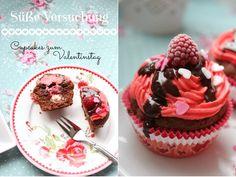 Ihr Lieben,ich bin grad ganz hibbelig. Mein Rezept für diese leckeren gefüllten Cupcakes wurde...