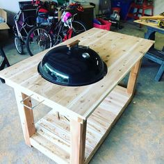 Weber Kettle table - Imgur