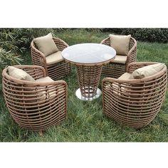 Un salon de jardin beau et confortable | Jardin et terrasse ...