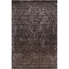 Hand-crafted Casual Douglas Rug